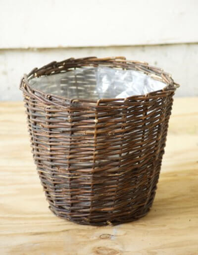 Cecelia Wicker Basket