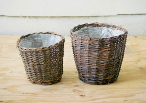 Cecelia Wicker Basket Collection